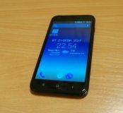 Ark Benefit S502 Plus черный, полноразмерная SIM