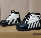 Ботинки Бамбини