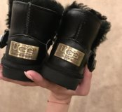 Угги р 24 новые (ботинки зимние )