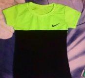 Nike Новая футболка