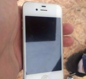 Продам iPhone 4 white 8GB