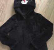 Кофта кошка, чёрный кот