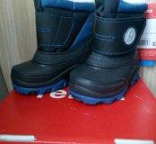 Новые сапожки/ботинки Reima Halla