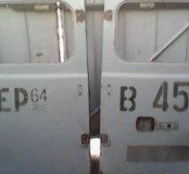 Двери Уаз задние за торг