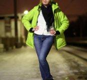 Куртка осень- зима Reebok