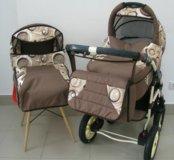 Детская коляска Verdi Platinum 2в1