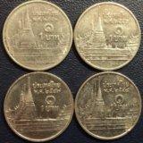 Монета Таиланда, 1 бат