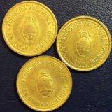 Монета Аргентины, 10 сентаво