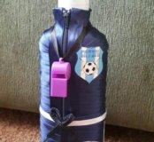 Подарок тренеру или футбольному фанату