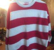 Модный свитер.