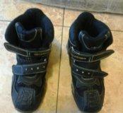 Ботинки полусапоги зима весна antilopa 37 размер