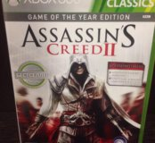 Assassins Creed 2 Game of the year Edition Xbox360