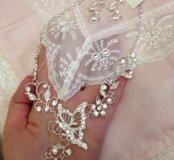 Комплект свадебный