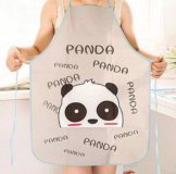 Фартук кухонный Панда, Зайка