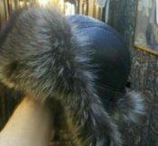 Шапка мужская меховая