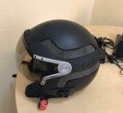 Мото шлем харлей.