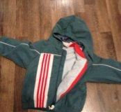 Adidas Куртка 2 в 1