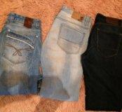 Мужские джинсы 31,32 размер