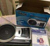 Радиоприёмник Vitek