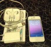 Продается iPhone 4s 8g(оригинал)