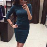 Платье с итальянским кружевом