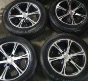 Комплект колес на Ваз R14