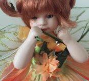 Кукла фарфор 20 см