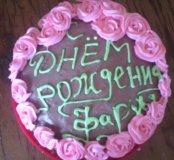 Торт домашние