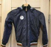 Куртка ветровка Orby 128-64