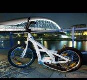 Велосипед - тренажёр