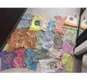 Пакет вещей для девочки домашние