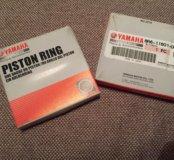 Новые поршневые кольца Yamaha