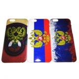 "Чехол ""Патриотический"" iPhone 6/6s"
