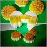 Мыло скраб с овсянкой и медом