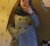 Пальто в отличном состоянии Zara