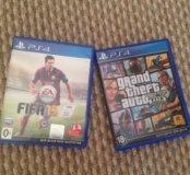 GTA 5 FIFA 15