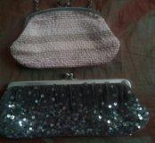 Новые сумки - клатч Аксессорайз
