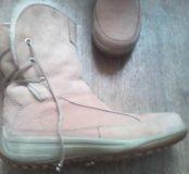 Ботинки зима 40 размер