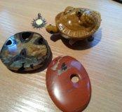 сувениры камни