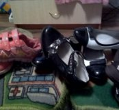 Вся обувь размер 36