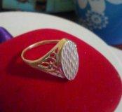 Кольцо серебро925