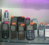Тапики-звонилки (кнопочные телефоны)