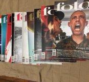 Журналы фото и видео