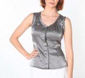 Новая с биркой блузка на 46 размер