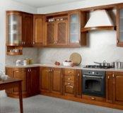 Кухня 1335х2500 массив