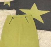 Свитшот и юбка