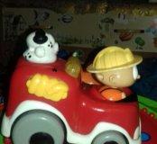 Пожарная машинка SHELCORE