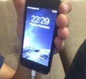 Iphone 5 с оригинальным дисплеем