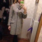 Пальто ZARA новое очень тёплое , шерсть