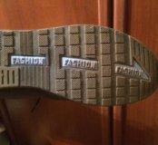Ботинки кросовки кроссовки